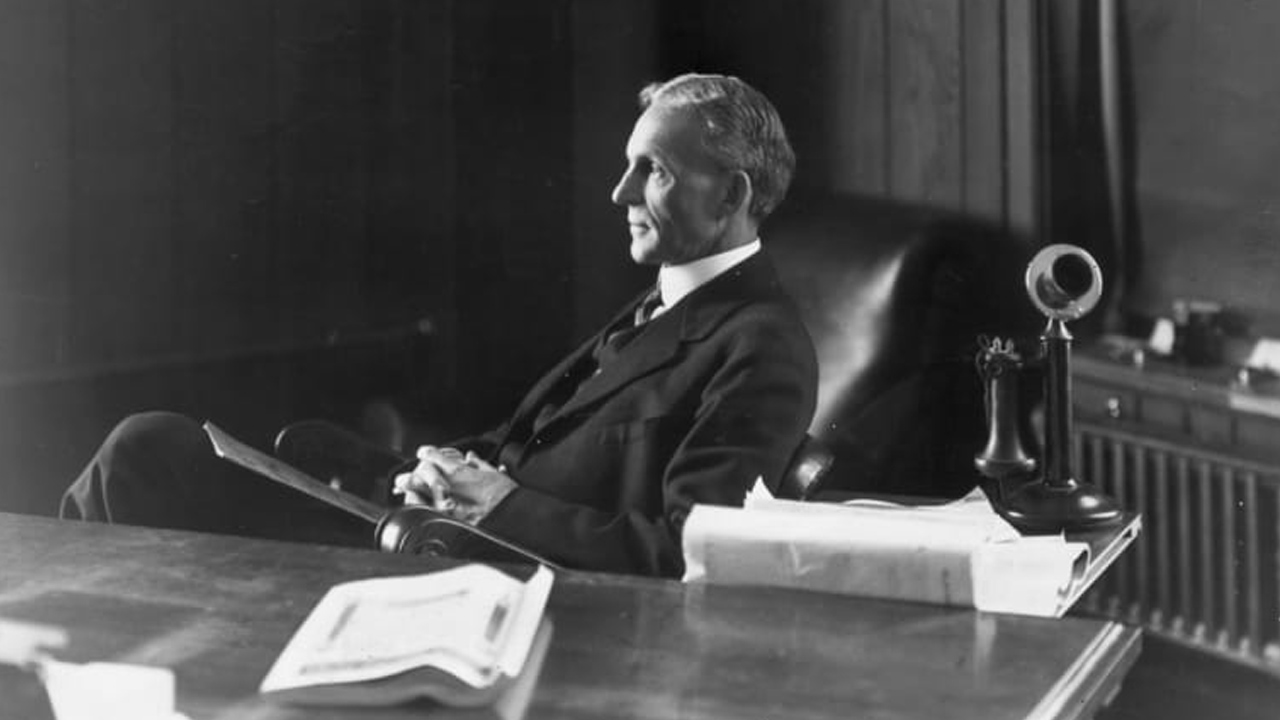 How Henry Ford Envisaged Bitcoin 100 Years Ago — A Unique 'Energy Currency' That Could 'Stop Wars'