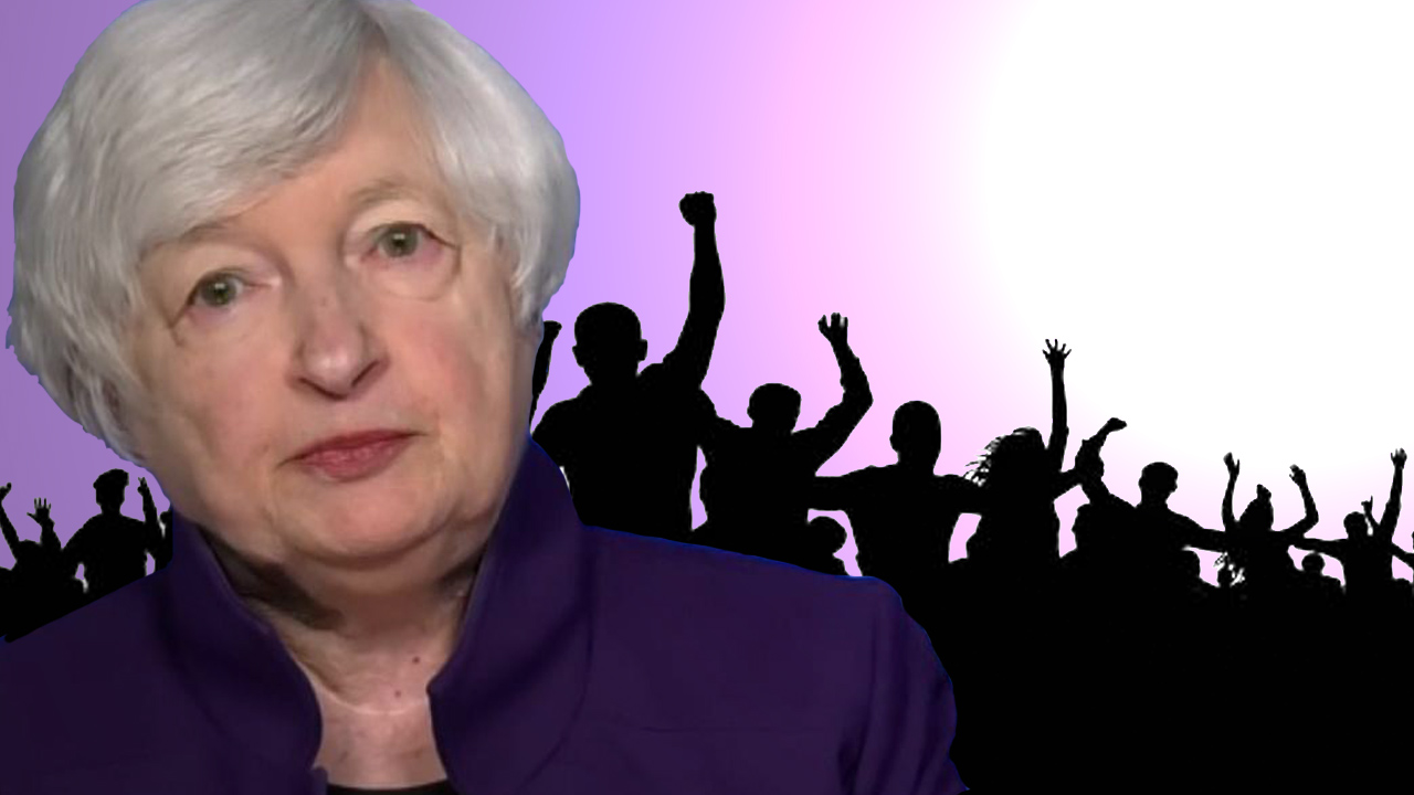 'An Act of War Against the Middle-Class' — Americans Criticize Janet Yellen's, Democrat's Idea to Tax 'Unrealized Capital Gains'